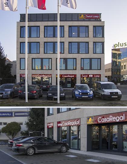 Salon Casa Regal w Krakowie